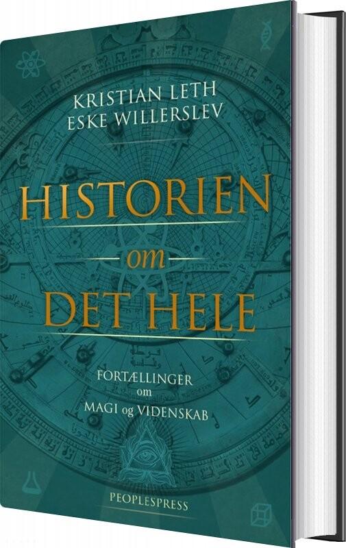 Image of   Historien Om Det Hele - Kristian Leth - Bog