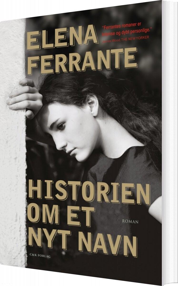 Historien Om Et Nyt Navn - Del 2 - Elena Ferrante - Bog