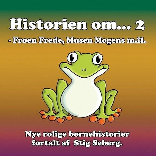 Image of   Historien Om...2 - Stig Seberg - Cd Lydbog