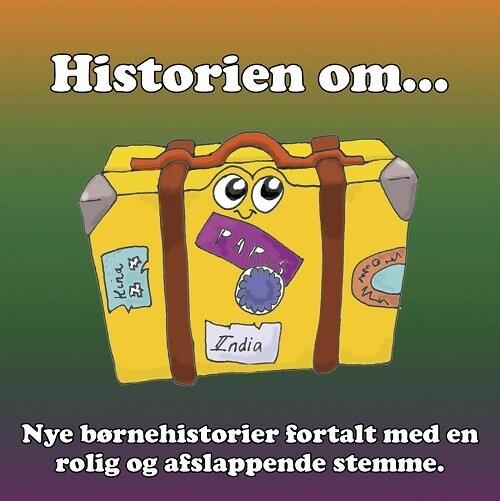 Image of   Historien Om - Stig Seberg - Cd Lydbog