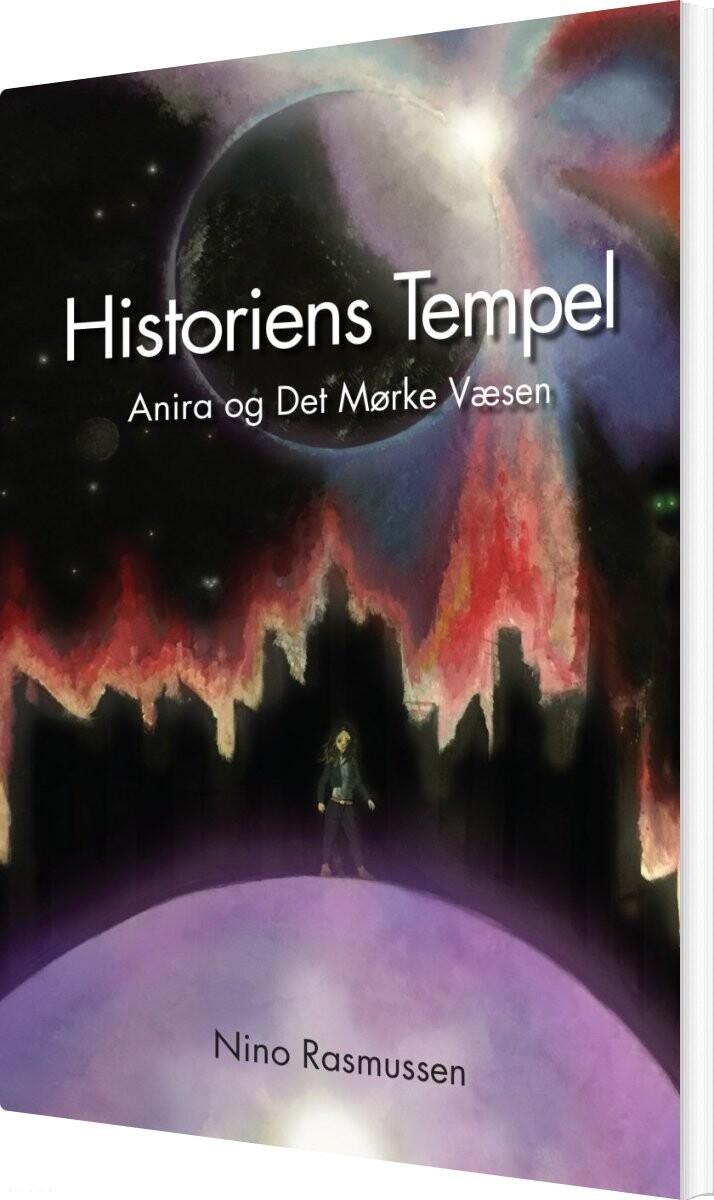 Image of   Historiens Tempel - Nino Rasmussen - Bog