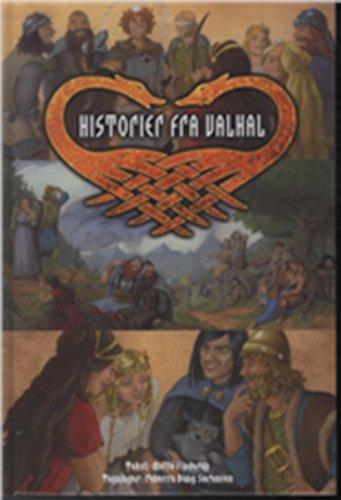 Historier Fra Valhal - Mette Finderup - Bog