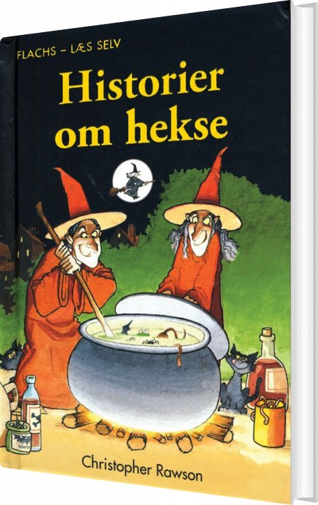 Image of   Historier Om Hekse - Rawson Christopher - Bog