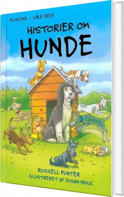 Image of   Historier Om Hunde - Russell Punter - Bog