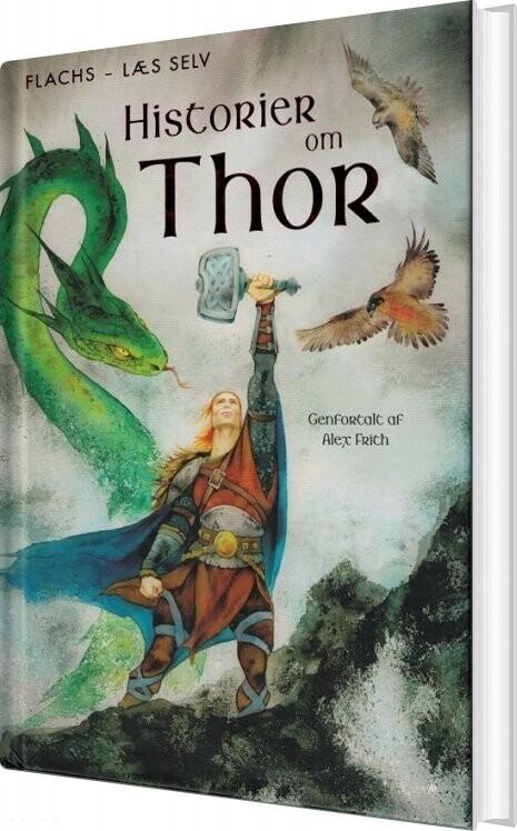 Image of   Historier Om Thor - Alex Frith - Bog