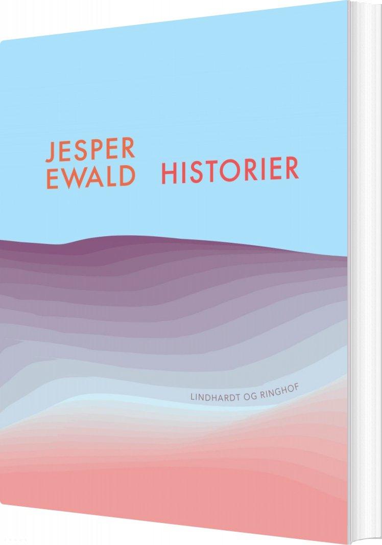 Image of   Historier - Jesper Ewald - Bog