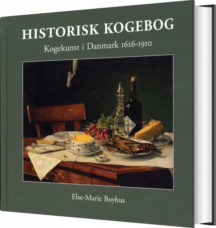 Image of   Historisk Kogebog - Else-marie Boyhus - Bog