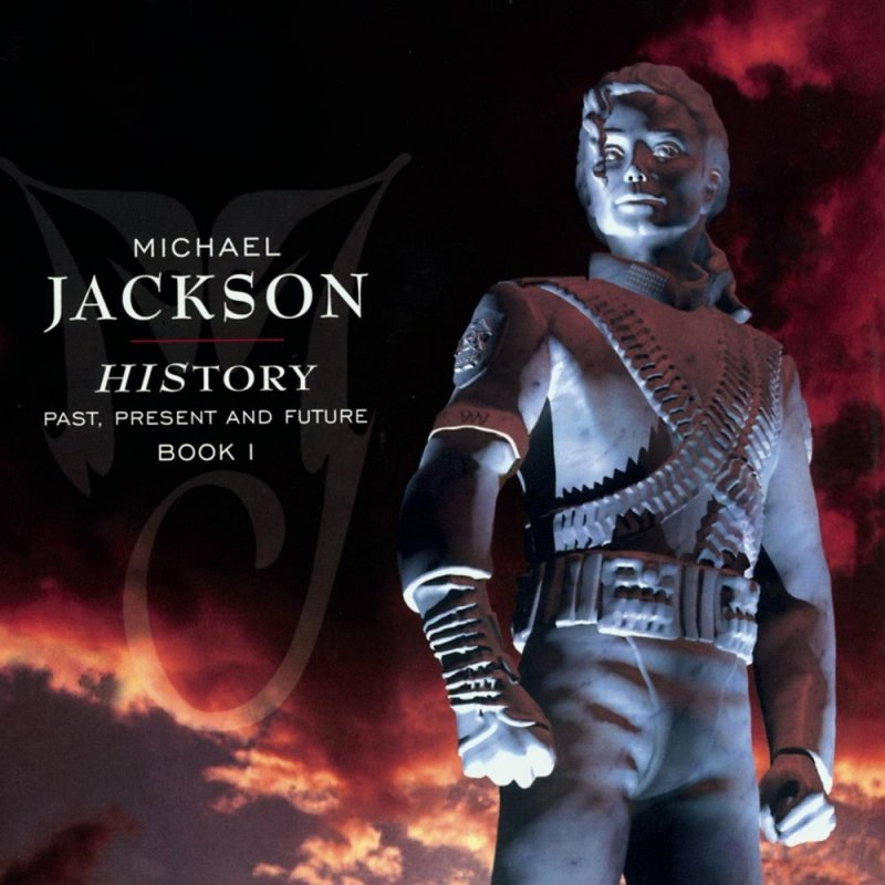 Image of   Michael Jackson - History Past Present And Future Vol.1 - CD