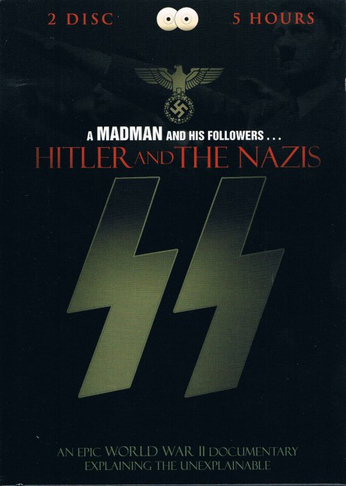 Image of   Hitler And The Nazis - DVD - Film