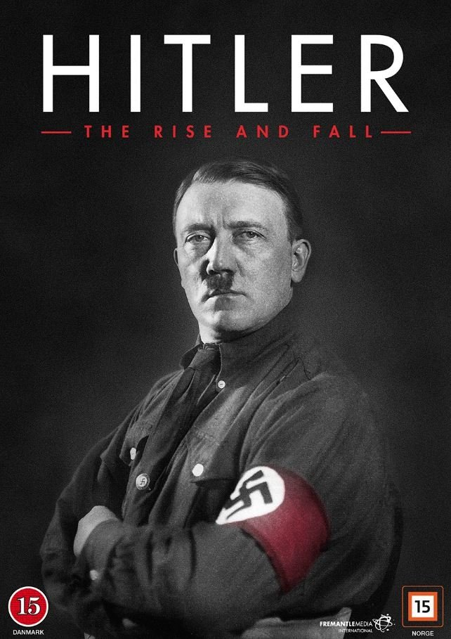 Image of   Hitler - The Rise And Fall - DVD - Film