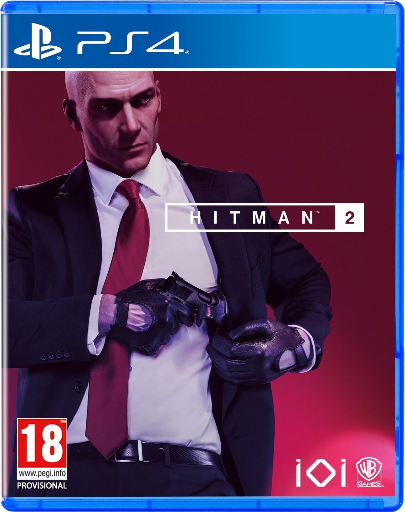 Image of   Hitman 2 - PS4