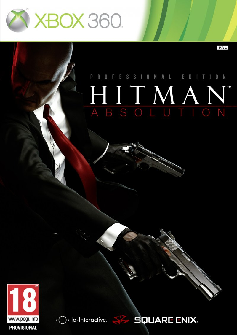 Image of   Hitman: Absolution Professional Edition - Xbox 360