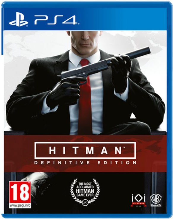 Image of   Hitman: Definitive Edition - PS4