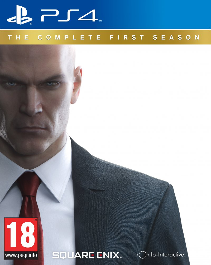 Image of   Hitman: The Complete First Season - PS4