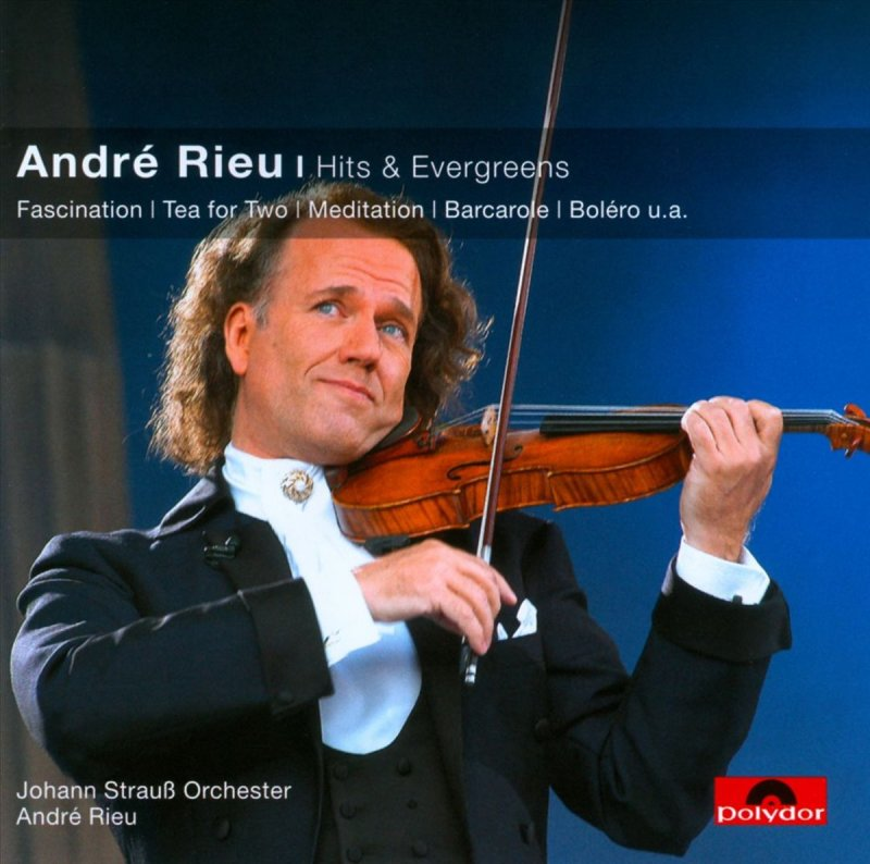 Image of   Andre Rieu - Hits & Evergreens - CD