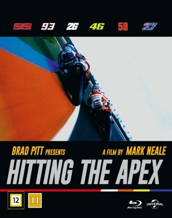 Image of   Hitting The Apex - Blu-Ray