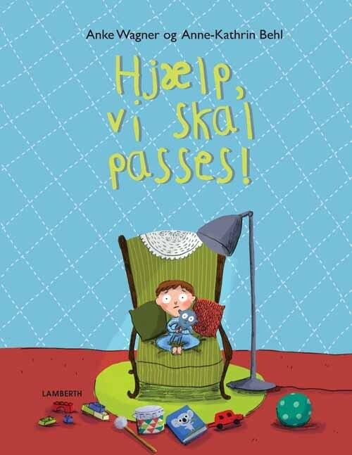 Image of   Hjælp, Vi Skal Passes! - Anke Wagner - Bog
