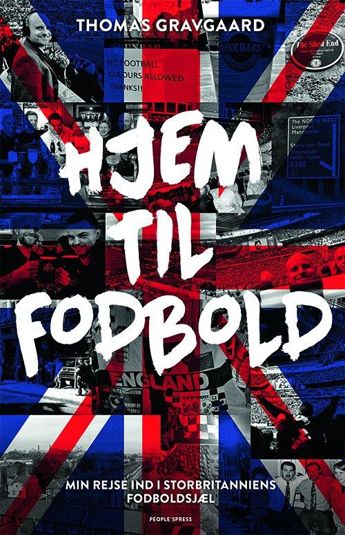 Image of   Hjem Til Fodbold - Thomas Gravgaard - Bog