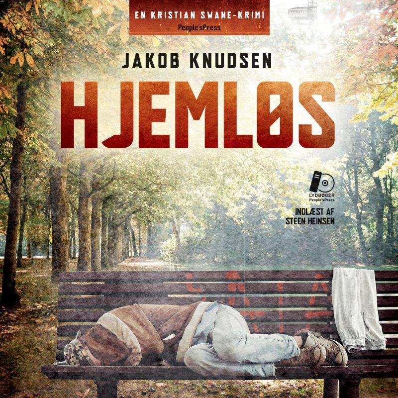Image of   Hjemløs - Lydbog - Jakob Knudsen - Cd Lydbog