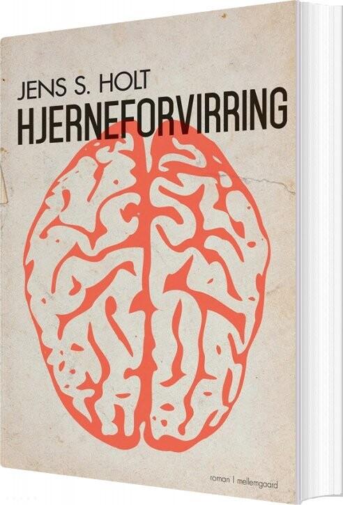 Hjerneforvirring - Jens S. Holt - Bog