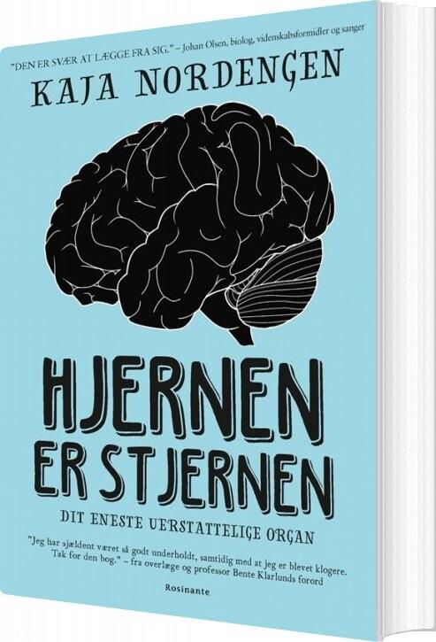 Image of   Hjernen Er Stjernen - Kaja Nordengen - Bog