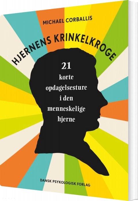 Image of   Hjernens Krinkelkroge - Michael Corballis - Bog