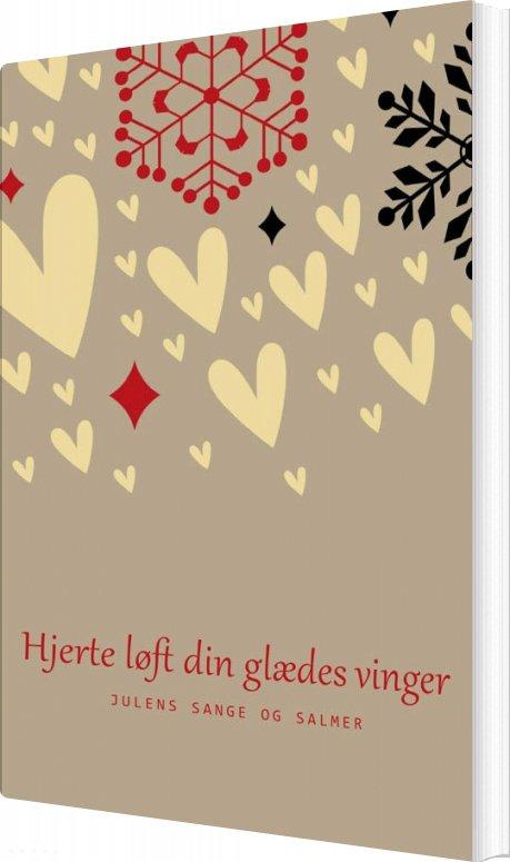 Billede af Hjerte Løft Din Glædes Vinger - Diverse - Bog
