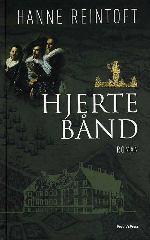 Hjertebånd - Hanne Reintoft - Bog