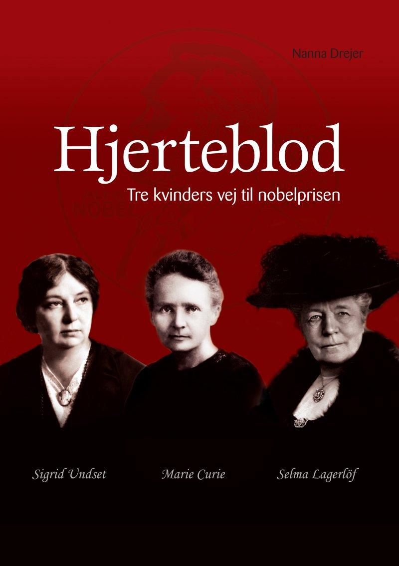 Image of   Hjerteblod - Nanna Drejer - Bog