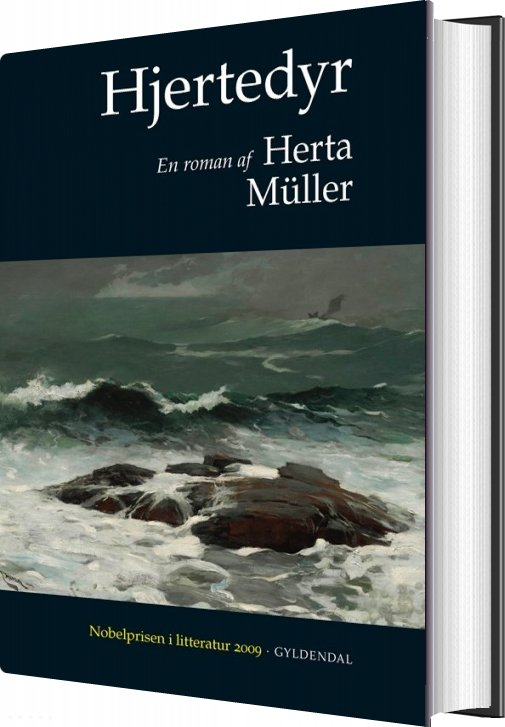 Image of   Hjertedyr - Herta Müller - Bog