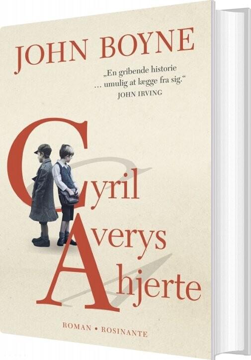 Image of   Cyril Averys Hjerte - John Boyne - Bog