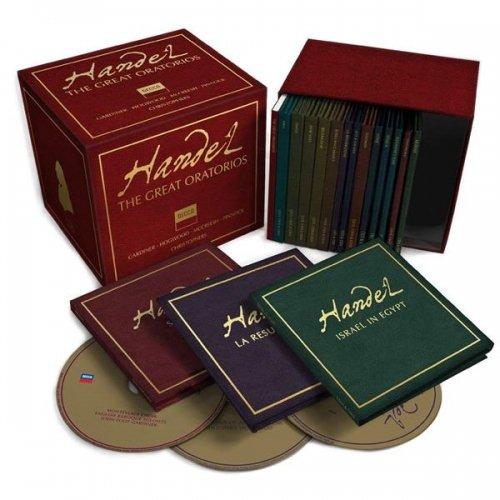 Image of   Händel - The Great Oratories - CD