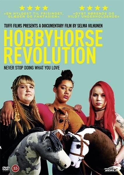 Image of   Hobbyhorse Revolution - DVD - Film