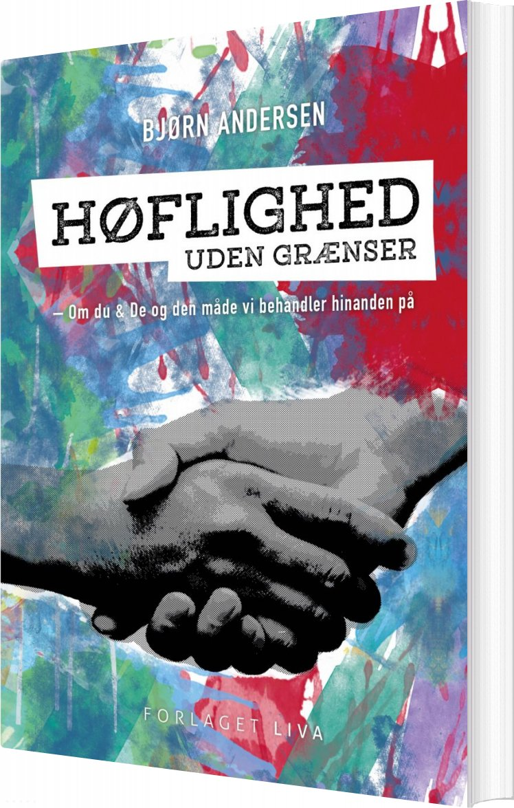 Høflighed Uden Grænser - Bjørn Andersen - Bog