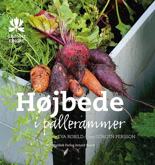 Image of   Højbede I Pallerammer - Eva Robild - Bog