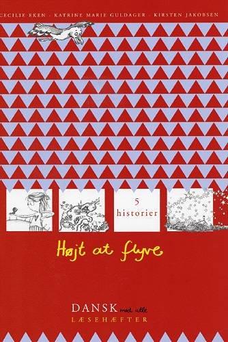Image of   Højt At Flyve - Cecilie Eken - Bog