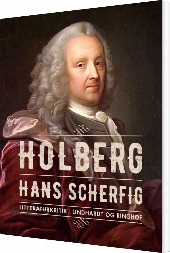Holberg - Hans Scherfig - Bog