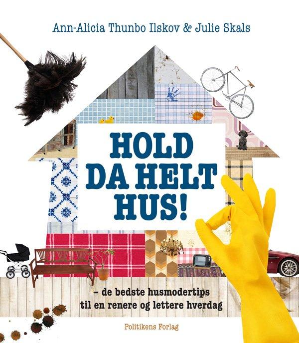 Billede af Hold Da Helt Hus - Julie Skals - Bog