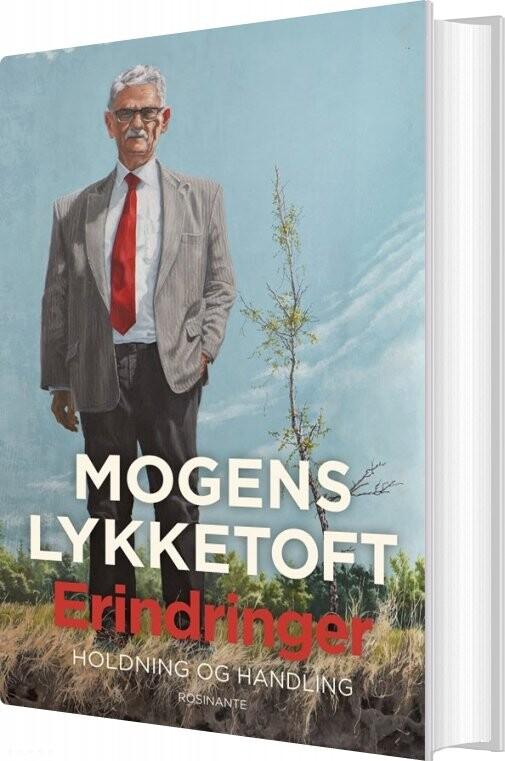 Billede af Erindringer - Mogens Lykketoft - Bog