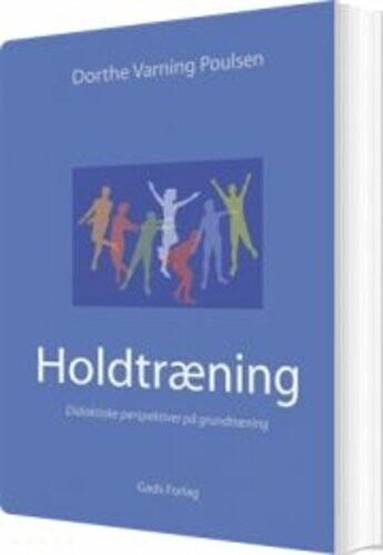 Image of   Holdtræning - Dorthe Varning Poulsen - Bog