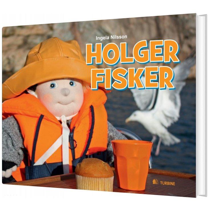 Image of   Holger Fisker - Ingela Nilsson - Bog
