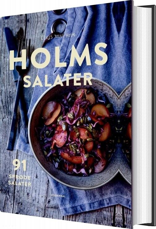 Holms Salater - Claus Holm - Bog
