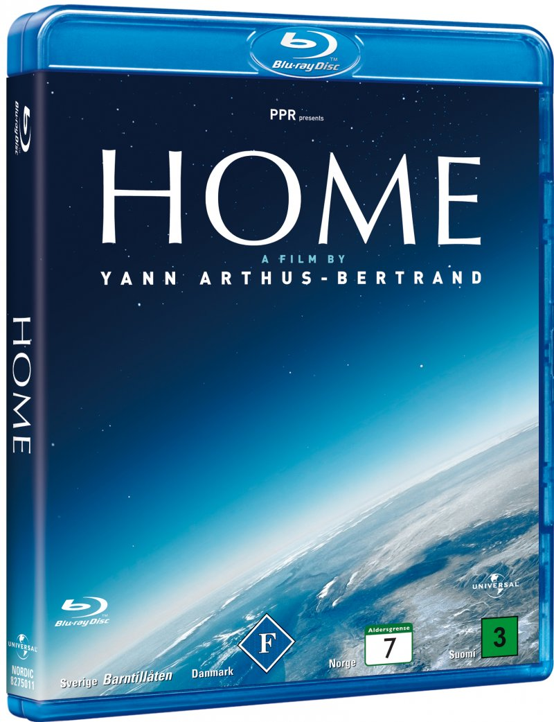 Image of   Home - Blu-Ray