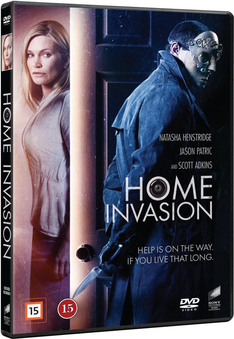 Home Invasion Dvd Film K 248 B Billigt Her