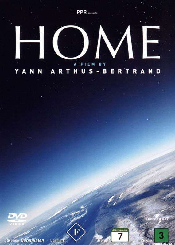 Image of   Home - DVD - Film