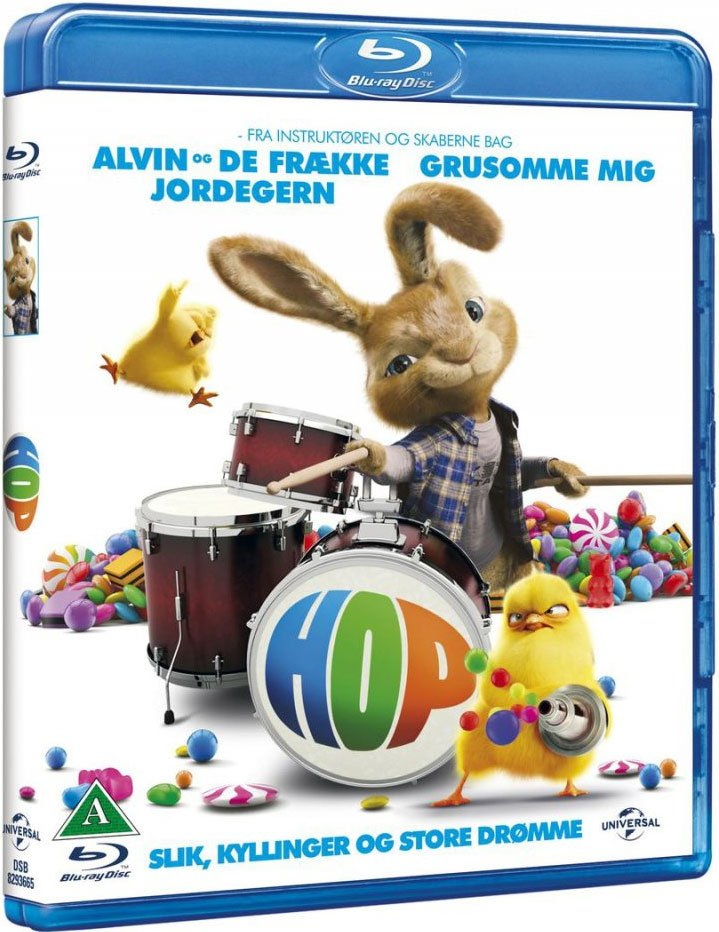 Image of   Hop - Blu-Ray