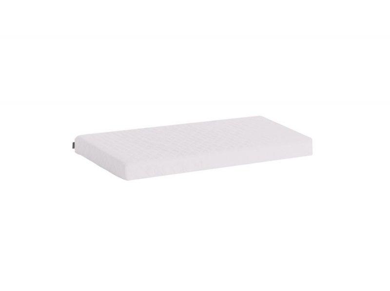 Hoppekids Madrasbetræk - Hvid - Quiltet - 9 X 70 X 160 Cm