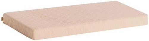 Hoppekids Madrasbetræk - Sand - Quiltet - 9 X 70 X 160 Cm