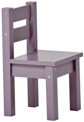 Hoppekids Mads Stol - 28 X 50 X 28 Cm - Lavender