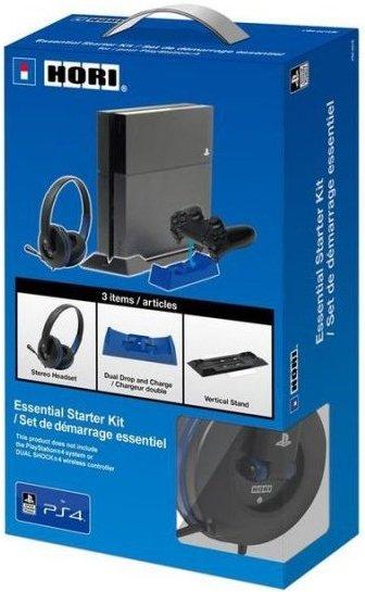 Image of   Hori Essential Starter Kit Til Ps4